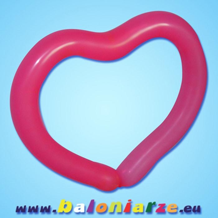 serce_baloniarze_modelowanie_balonów